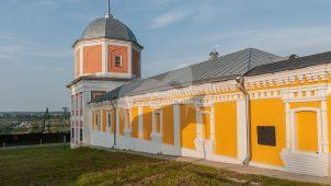 Ограда, монастырь «Вознесенская Свято-Давидова пустынь»