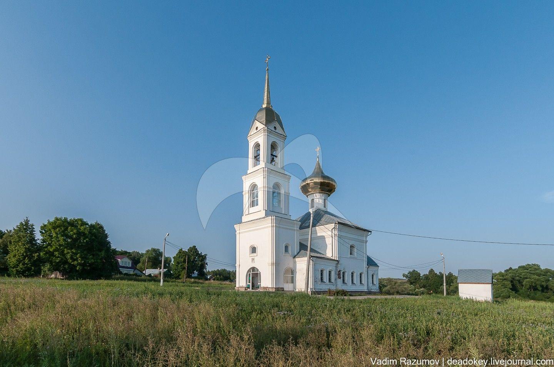 Церковь Рождества Пресвятой Богородицы, 1772 г.