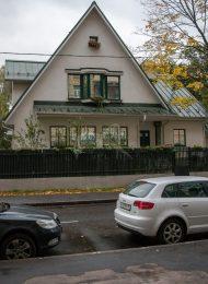 Жилой дом, 1924 г., арх. Н.В. Марковников