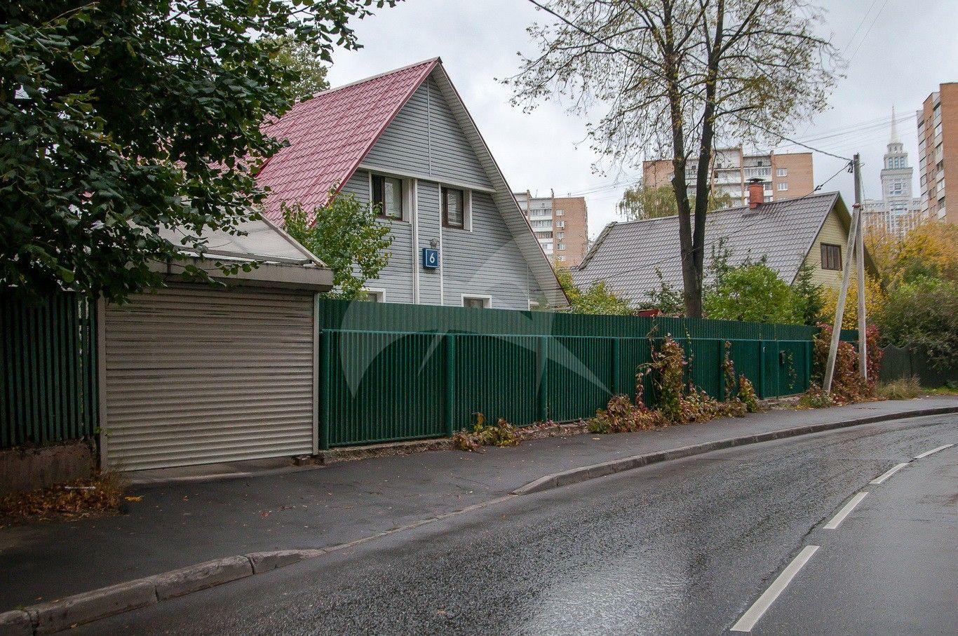 Жилой дом, арх. Н.В. Марковников