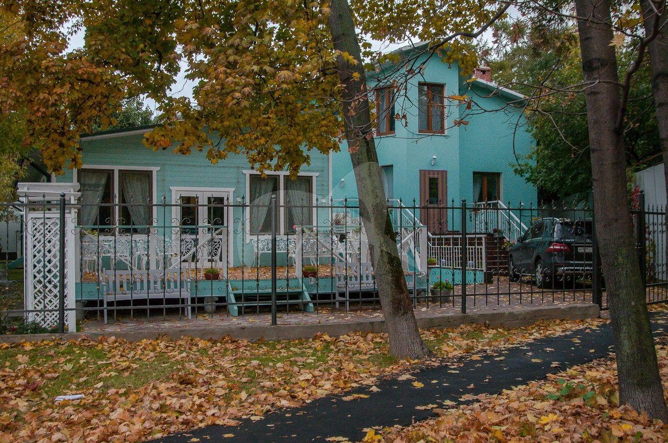 Жилой дом, 1925 г., арх. Н.В. Марковников