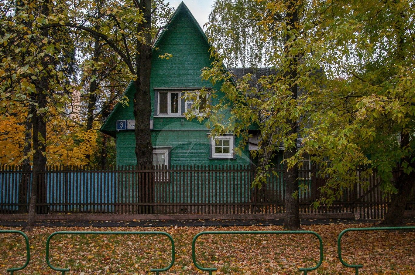 Жилой дом, 1925 г., арх. Н. Марковников