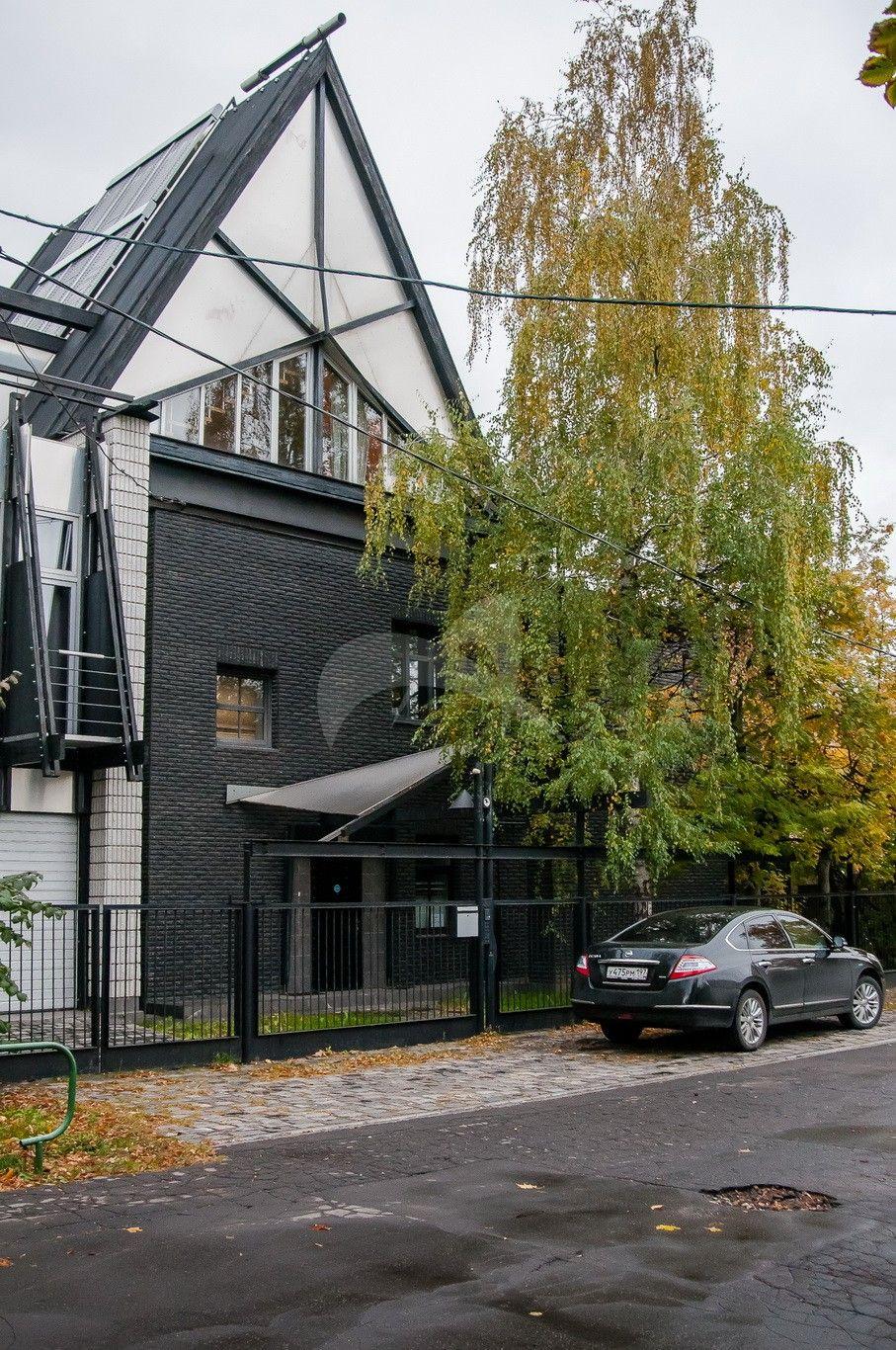 Жилой дом, 1931 г., арх. И. Кондаков