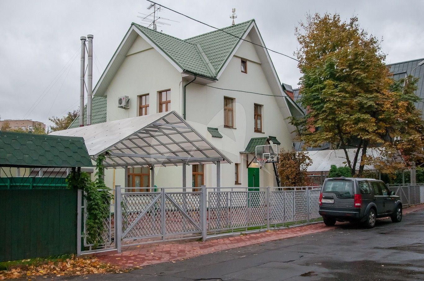 Жилой дом, 1929 г., арх. И. Кондаков