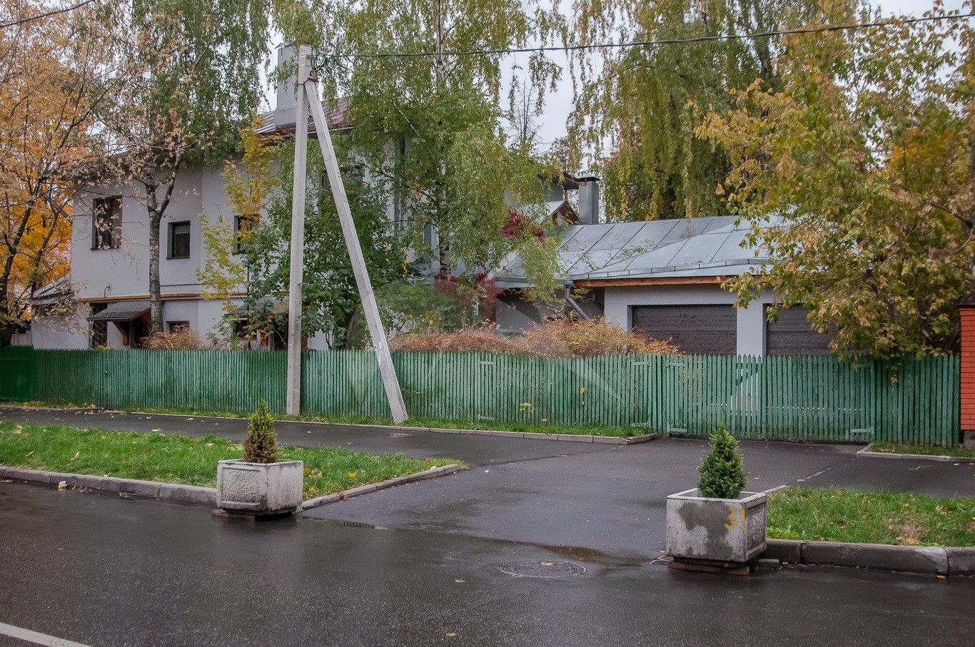 Жилой дом, 1930 г., арх. И. Кондаков