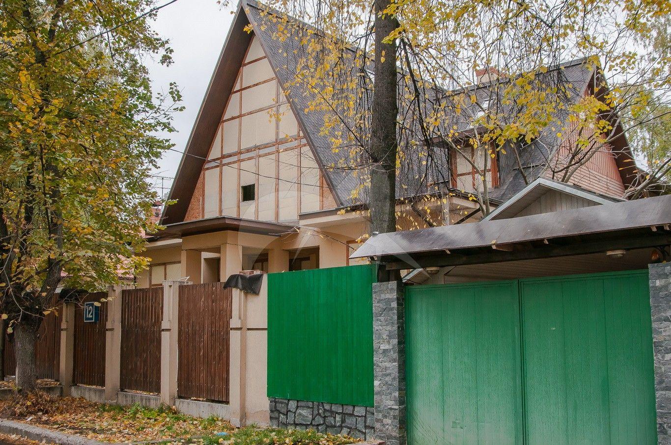 Жилой дом, 1926 г., арх. Н.В. Марковников