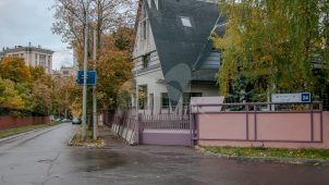 Жилой дом, 1927 г., арх. Н.В. Марковников