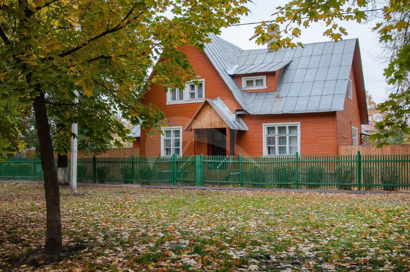 Жилой дом, 1928 г., арх. Н.В. Марковников