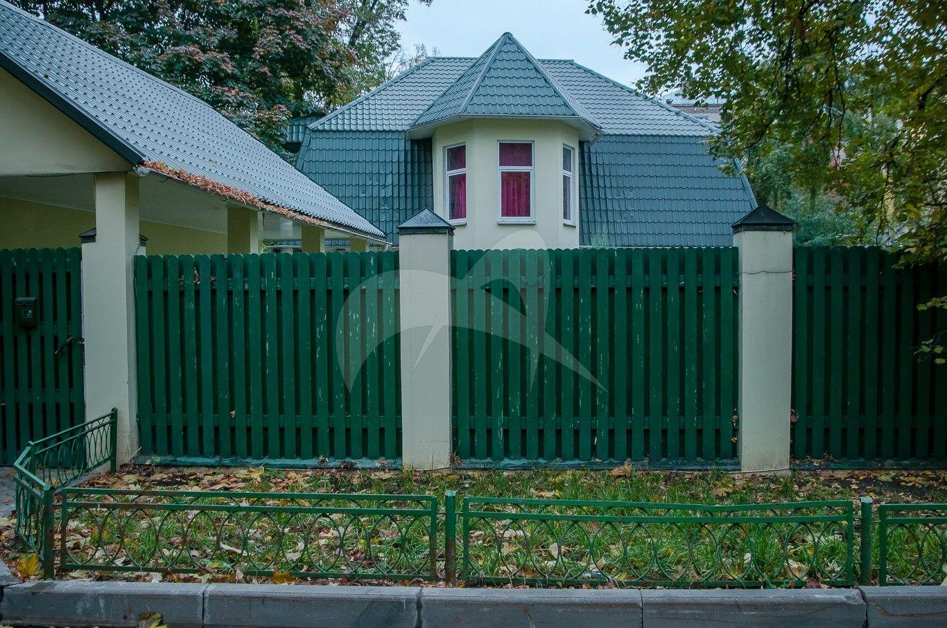 Жилой дом, 1929 г., арх. Н.В. Марковников