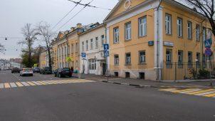 Восточный флигель, городская усадьба, XVIII в.