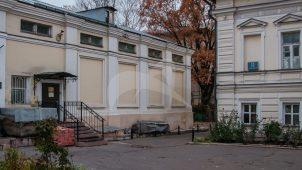 Служебный корпус, городская усадьба, конец XVIII — XIX вв.