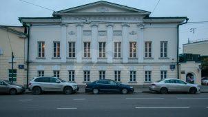 Дом с интерьерами, конец XVIII в.