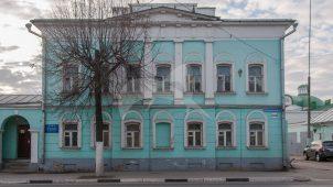 Главный дом, 1840-е гг., усадьба городская