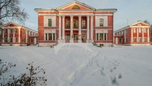 Главный дом, усадьба Гончаровых, 1770 г.