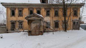Дом управляющего фабрикой, конец XIX в.
