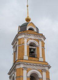Колокольня, 1835 г., ансамбль Рождественского монастыря, арх. Н.И. Козловский