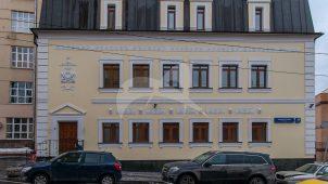 Дом дьякона, 1830-е гг.