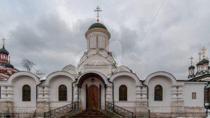 Собор, 1501-1505 гг., ансамбль Рождественского монастыря
