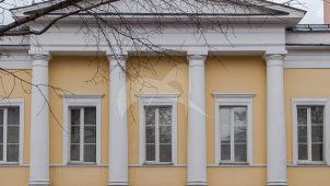 Дом жилой, начало XIX в., 1980-е гг. (воссоздание)