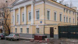 Жилой дом, начало XIX в., 1980-е гг. (воссоздание)