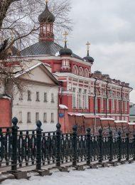 Ансамбль Рождественского монастыря, начало XVI в., XVII-XVIII вв. и начало XIX в.