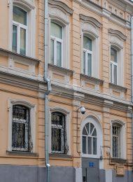 Жилой дом А.И. Ушаковой, 1866 г.
