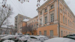 Городская усадьба (дом Брюса), XVIII в.