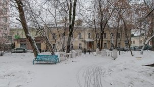 Флигели городской усадьбы (Брюса) XVIII-XIX вв.