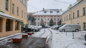 Главный дом, усадьба XVIII-XIX вв.