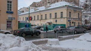 Флигель, усадьба XVIII-XIX вв.