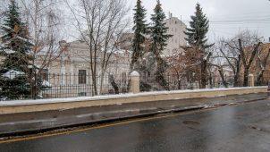 Городская усадьба А.П. Сумарокова — П.А. Голицына, XVIII-XIX вв.