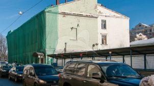 Главный дом, XVIII в., усадьба («Дом Салтыкова на Бронной»)