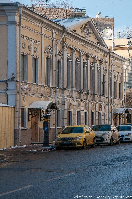 Жилой дом купца Х. Павлова, 1820-е гг., реконструкция 1994 г.