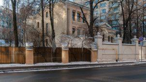 Главный дом, 1907 г., арх. С.С. Шуцман, городская усадьба Р.И. Гесте