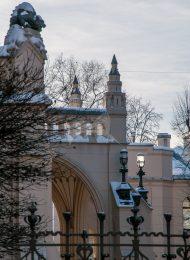 Усадьба Морозова, арх. Ф.О. Шехтель