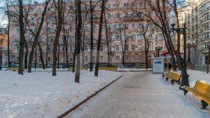 Жилой дом, середина 1940-х гг., арх. Смирнов