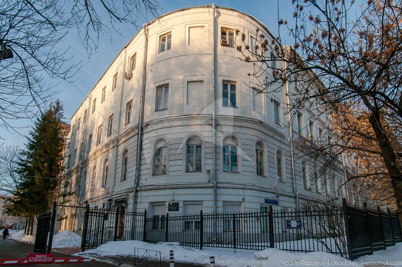 Дом, конец XVIII в., арх. М.Ф. Казаков