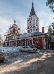 Церковь Ильинская, 1765-1773 гг.
