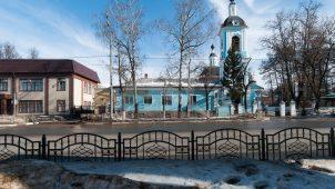 Церковь Вознесения, 1766-1779 гг.