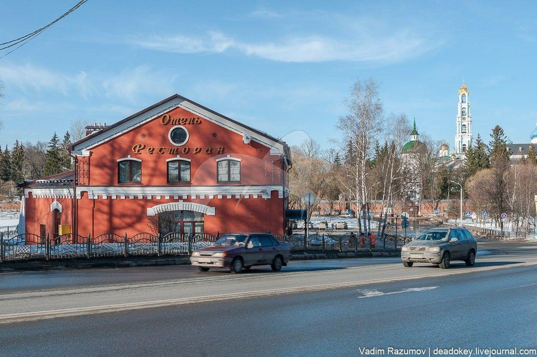 Здание электростанции, арх. А.М. Пугачевский