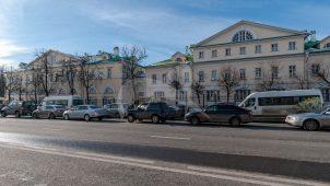 Старая гостиница Лавры , 1822-1824 гг.