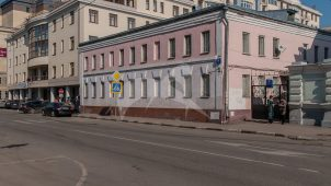 Главный дом, городская усадьба, середина XVIII — 2-я половина XIX вв.