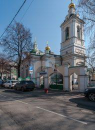 Церковь Николы в Кузнецах, XIX в.