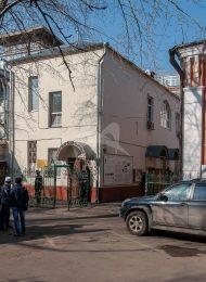 Здание мусульманского медресе