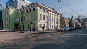 Главный дом, 1788 г., XIX в., арх. Д.И. Певницкий, городская усадьба П.О. Чихачева