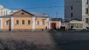 Главный дом, середина XVIII — XIX вв., городская усадьба Николаевых