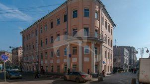 Дом жилой. Здесь в 1893-1894 гг. состоялась встреча Ленина В.И. с членами центральной марксистской группы, конец XVIII — XX вв.
