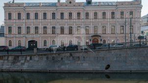 Жилой дом с торговыми помещениями П.А. Смирнова, 1850-е — 1870-е гг., 1880-е — 1890-е гг., XX в., военный инж. Н.А. Гейнц