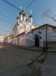 Церковь Михаила и Федора Черниговских, 1675 г.