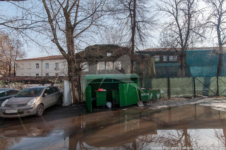 Флигель, 1820-1830-е гг., городская усадьба Чернцовой-Варгиных-Барановых